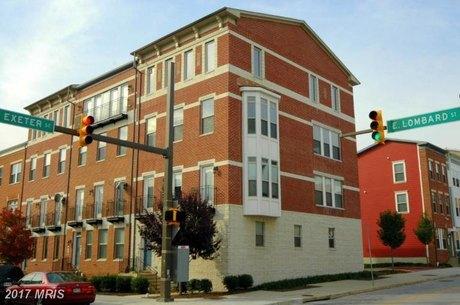922 E Lombard St Unit 812, Baltimore, MD 21202