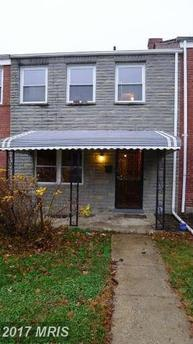 5628 Clearspring Rd Baltimore, MD 21212