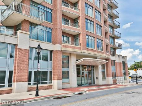 1400 Lancaster St Apt 900, Baltimore, MD 21231