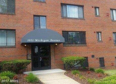 1031 Michigan Ave NE Apt 201, Washington, DC 20017