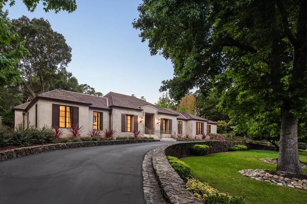 2130 Forest View Ave, Hillsborough, CA 94010