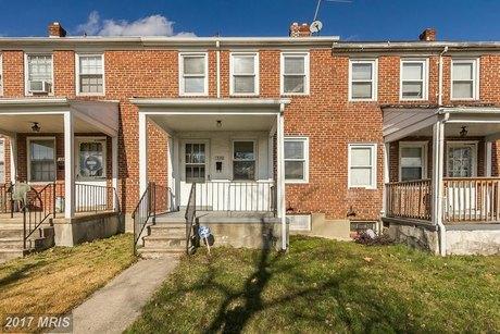 1342 Gittings Ave Baltimore, MD 21239