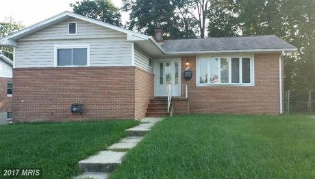 7903 Montwood Rd, Baltimore, MD 21244