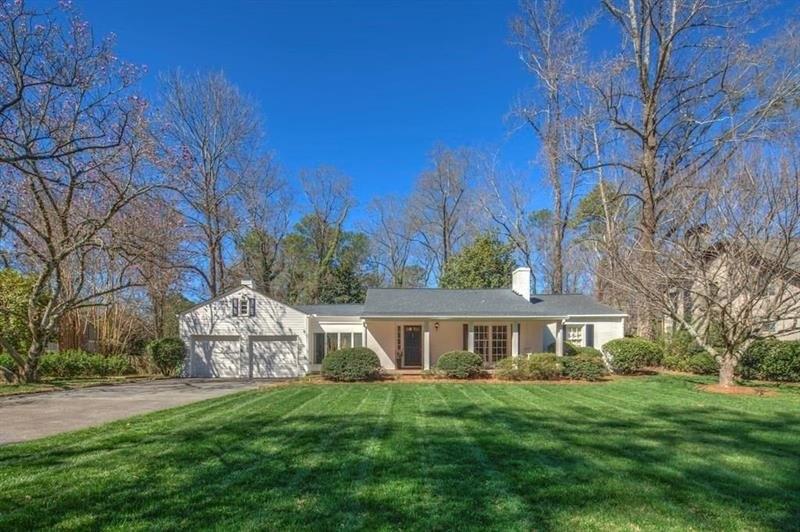 3864 Lake Forrest Dr NW, Atlanta, GA 30342