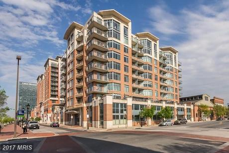 1400 Lancaster St Apt 802, Baltimore, MD 21231