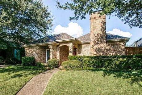 12548 Renoir Ln, Dallas, TX 75230