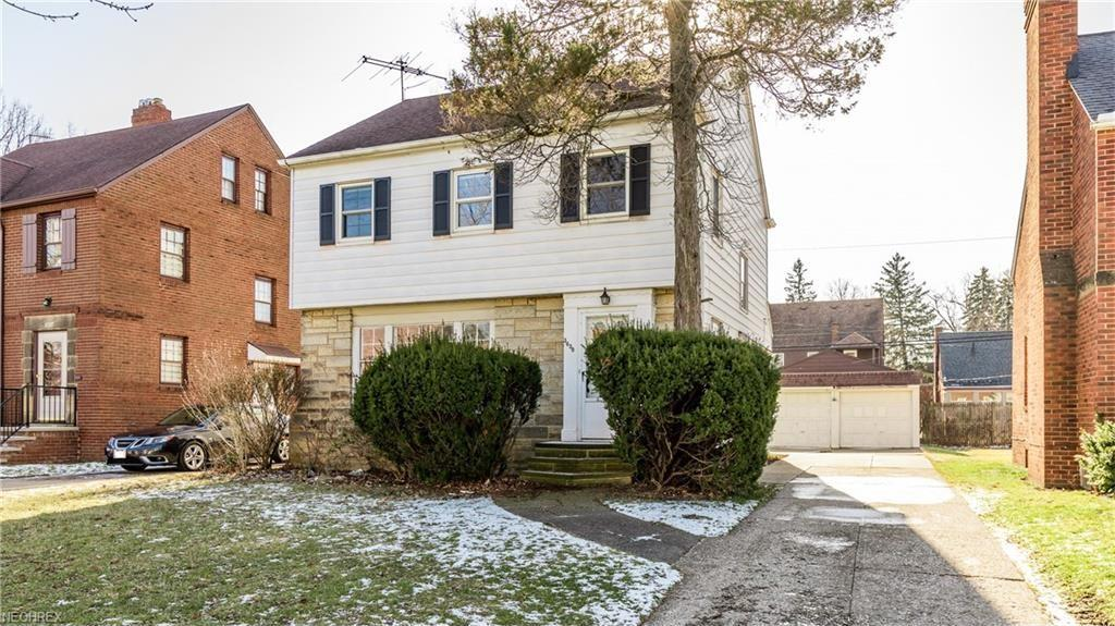 3630 Berkeley Rd, Cleveland Heights, OH 44118