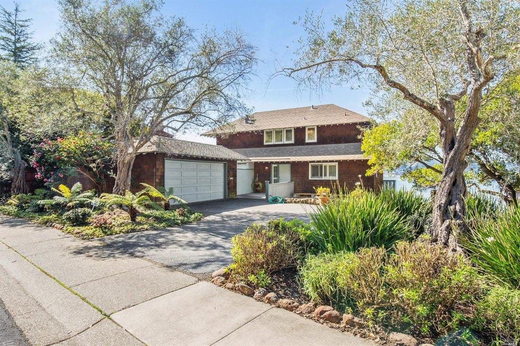 73 W Shore Rd, Belvedere, CA 94920