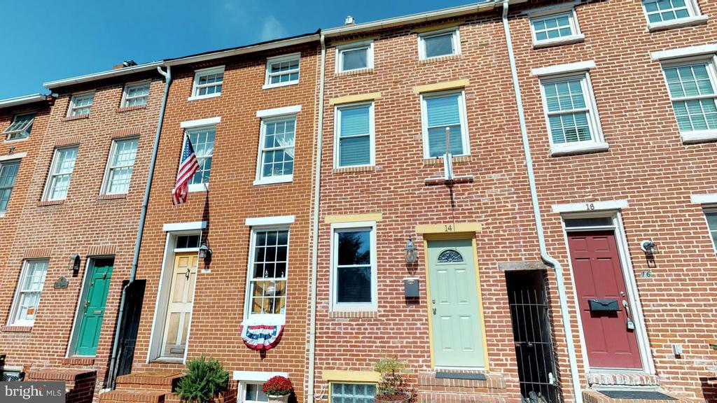 14 E Hamburg St, Baltimore, MD 21230