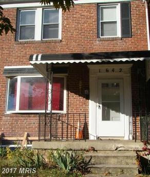 1642 Shadyside Rd, Baltimore, MD 21218