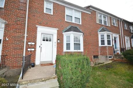 6141 Parkway Dr Unit a Baltimore, MD 21212