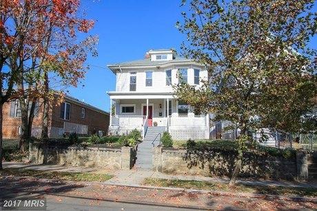 1233 Madison St Nw Washington, DC 20011