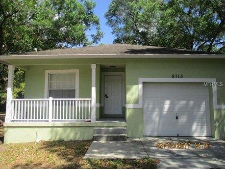 8115 N Fremont Ave Tampa, FL 33604