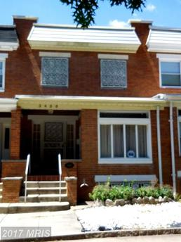 3405 Shannon Dr, Baltimore, MD 21213