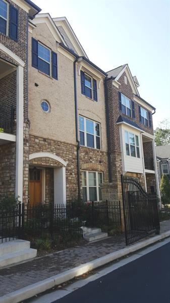 1435 Druid Manor Blvd NE Unit 62, Atlanta, GA 30329