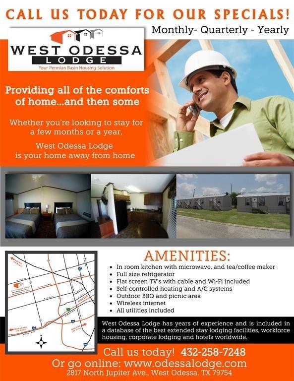 2805 Jupiter Ave Unit 3, West Odessa, TX 79764