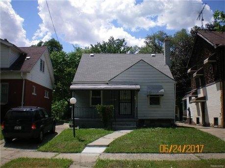 18547 Greeley St, Detroit, MI 48203