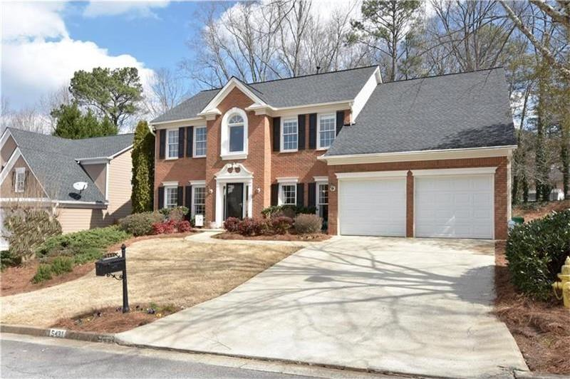 5431 Oxford Chase Way, Dunwoody, GA 30338
