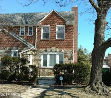 3710 Echodale Ave Baltimore, MD 21206