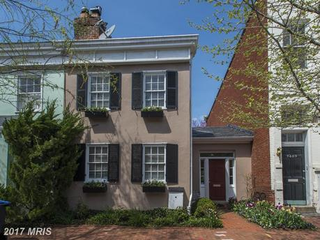 3405 Dent Pl NW, Washington, DC 20007