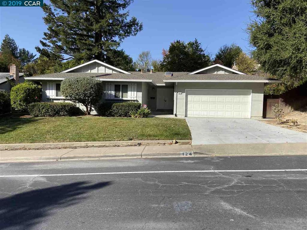 124 Elderwood Dr, Pleasant Hill, CA 94523