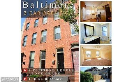 1624 Hanover St S, Baltimore, MD 21230