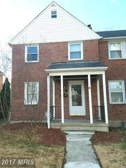 4632 Marble Hall Rd Baltimore, MD 21239