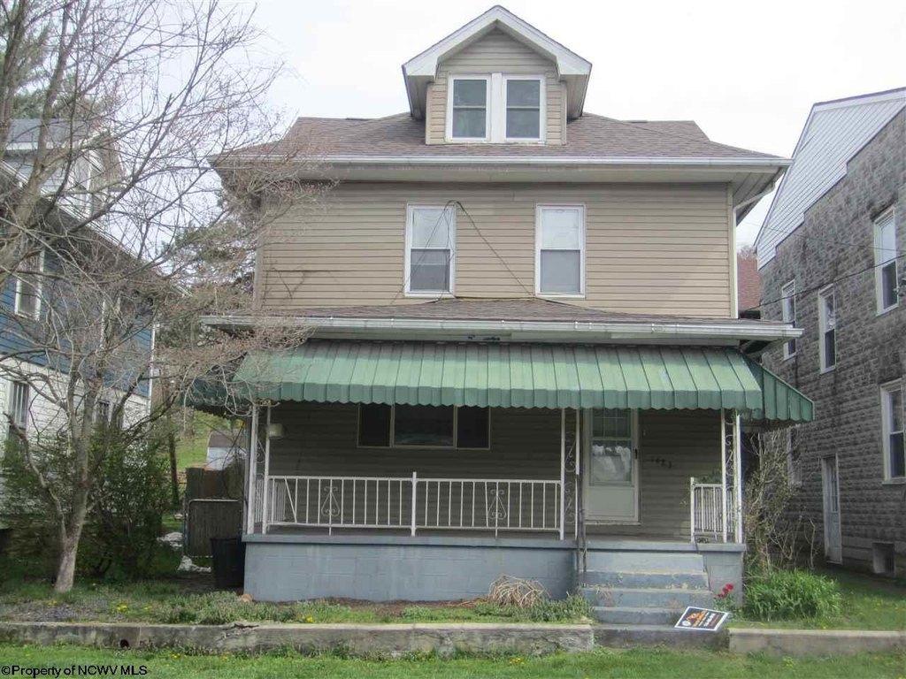 1423 Sabraton Ave, Morgantown, WV 26505