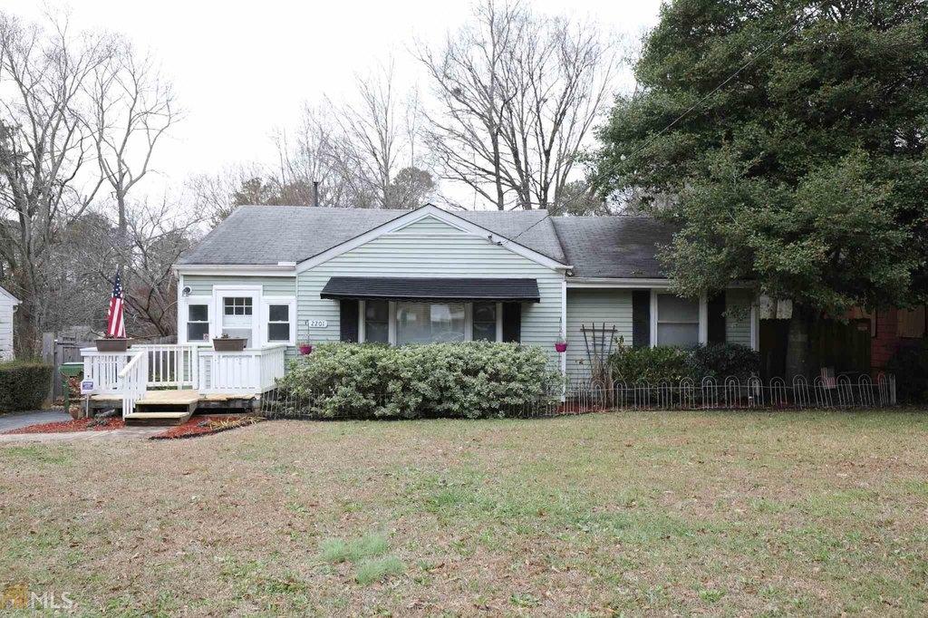 2201 Burroughs Ave SE, Atlanta, GA 30315