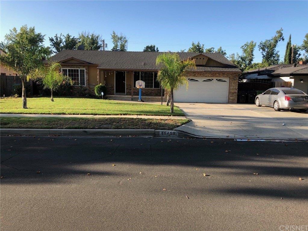 16458 Knapp St, North Hills, CA 91343