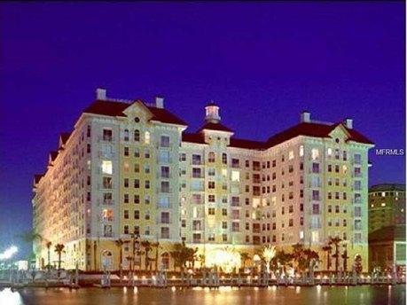 700 S Harbour Island Blvd Unit 611, Tampa, FL 33602