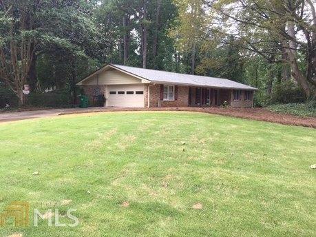 2536 Foster Ridge Ct NE, Atlanta, GA 30345