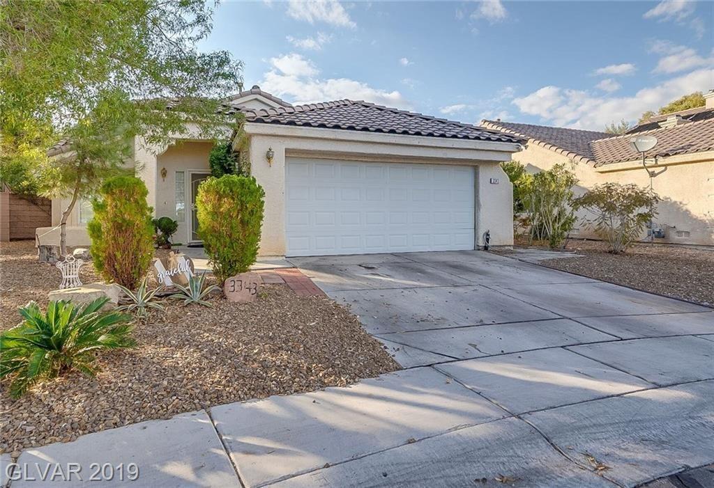 3343 Rose Valley St, North Las Vegas, NV 89032