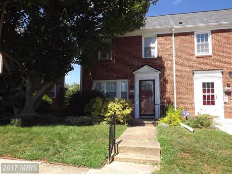 410 Overbrook Rd Apt 1, Baltimore, MD 21212