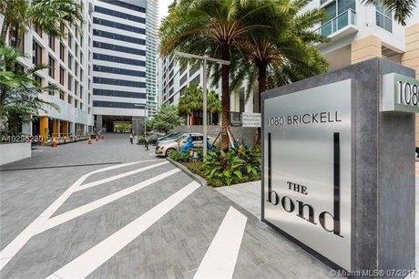 1080 Brickell Ave Unit 1709, Miami, FL 33131