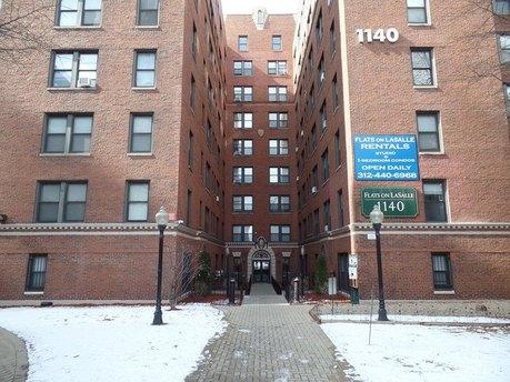 1140 N Lasalle St Unit 733 Chicago, IL 60610
