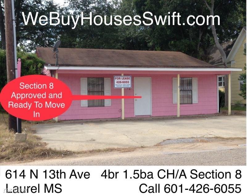 614 N 13th Ave, Laurel, MS 39440