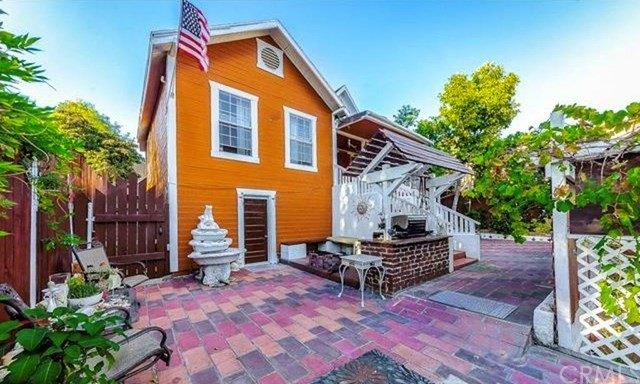 Single-Family Houses, Eastern Los Angeles, CA