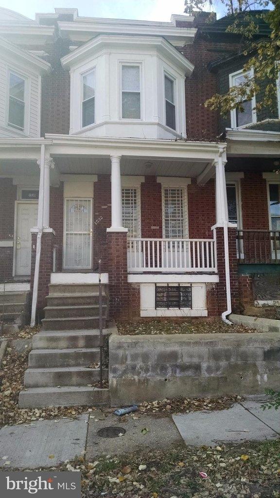 1532 N Ellamont St, Baltimore, MD 21216