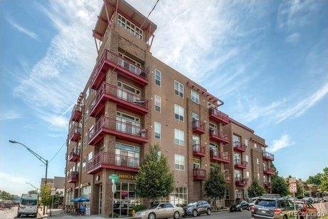 1488 Madison St Unit 509, Denver, CO 80206