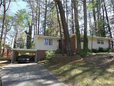 1576 Folkstone Rd NE, Brookhaven, GA 30329