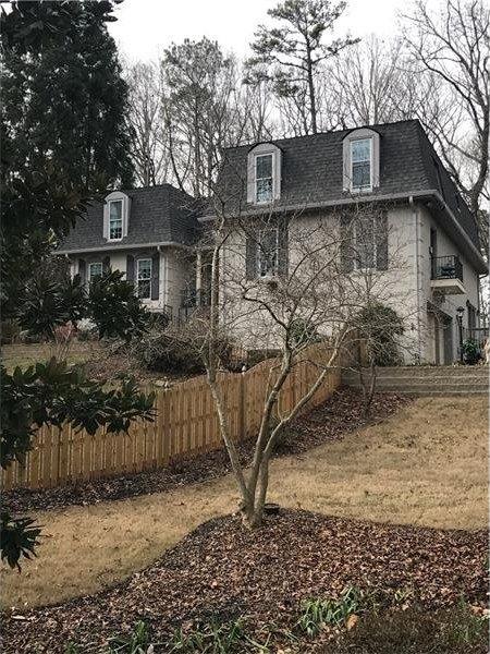 7575 Ball Mill Rd, Atlanta, GA 30350