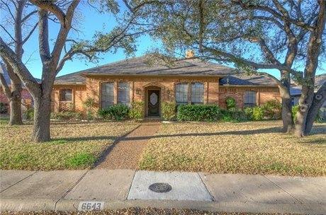 6643 Garlinghouse Ln Dallas, TX 75252