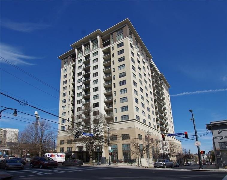 565 Peachtree St NE Unit 1409, Atlanta, GA 30308