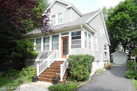 12 Sherwood Ave, Pikesville, MD 21208