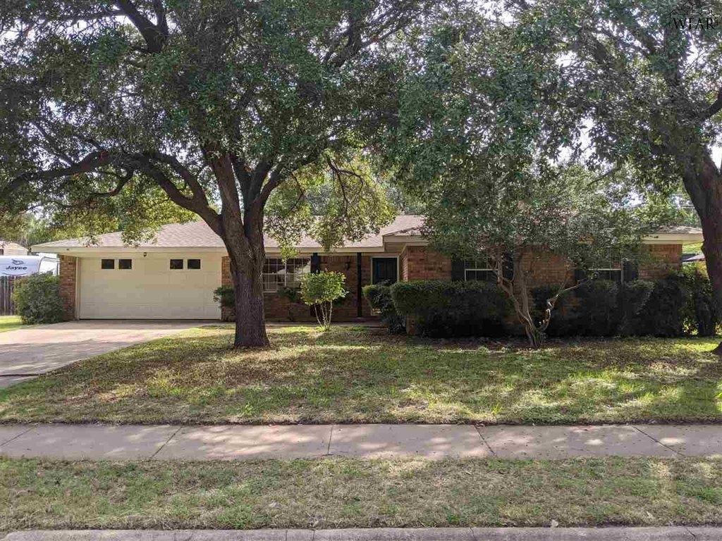 4807 Reginald Dr, Wichita Falls, TX 76308